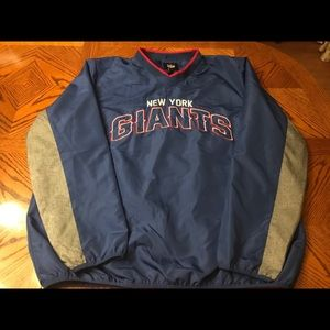 New York Giants Pullover Jacket